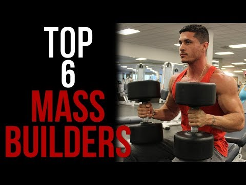 6 Compound Lifts To Gain Mass For Skinny Guys
