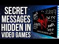 Shocking & Secret Messages Hidden in Video Games!