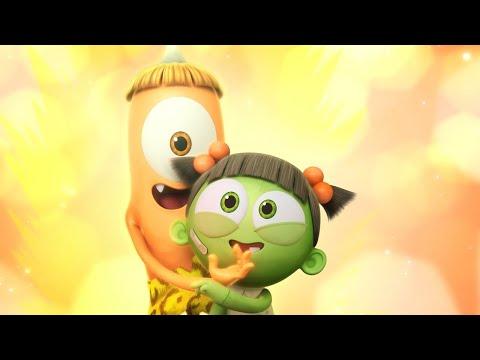 Spookiz | Kebi and Zizi Play Together | 스푸키즈 | Kids Cartoons | Videos for Kids | WildBrain