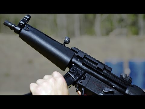 MP5 reloads