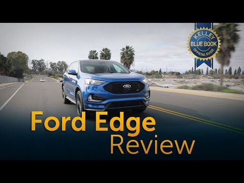 2019 Ford Edge ST - Review & Road Test