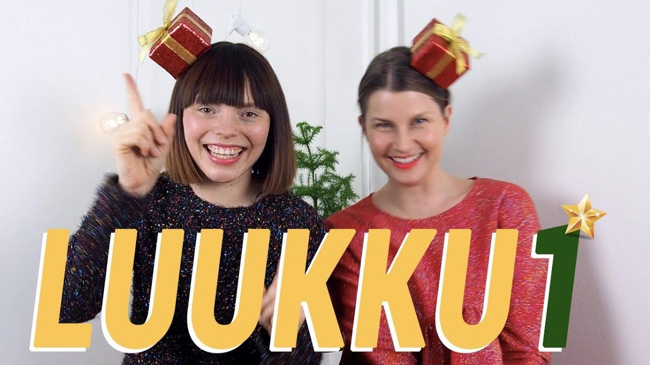 chocochili joulu 2018 VEGAANIN JOULU   PS Olen vegaanin joulukalenteri   YouTube chocochili joulu 2018
