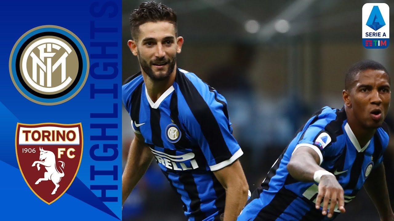 Inter 3-1 Torino   Young, Godin & Martinez on target to send hosts back into second!