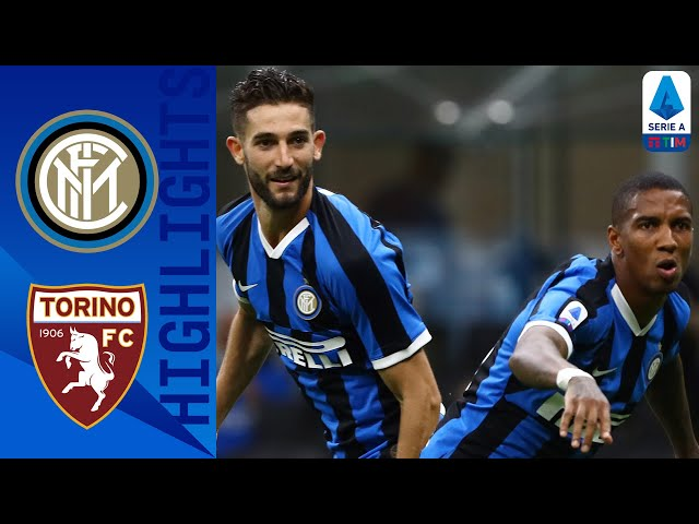 Inter 3-1 Torino   Young, Godin & Martinez on target to send hosts back into second!   Serie A TIM - Serie A
