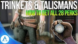 All Talismans & All Trinkets: Hidden Perks Guide - Red Dead Redemption 2