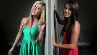 "Ellie Goulding ""Lights"" by Megan and Liz"