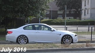 Carspotting Overview - July 2018