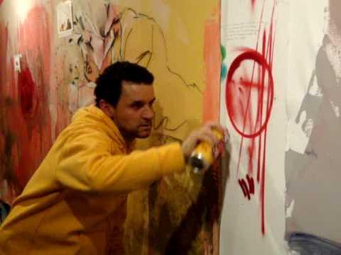 Lee Quinones spray techniques