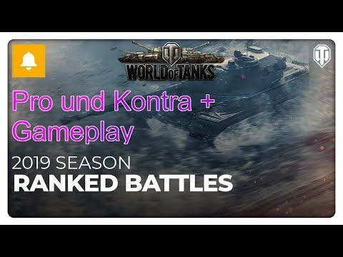 Ranked Battles Pro und Kontra + Gameplay