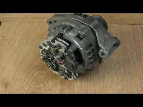 Самая опасная неисправность генератора для водителя и аккумулятора автомобиля .