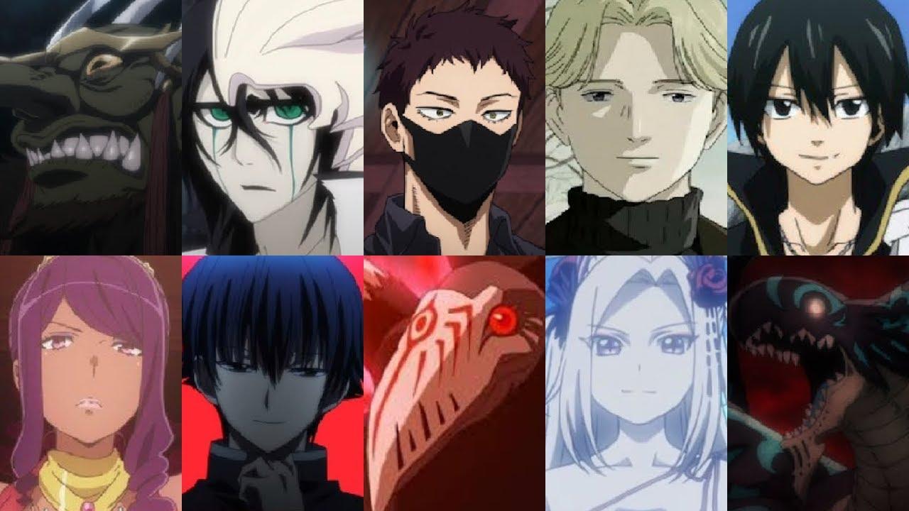 Defeats of My Favorite Anime Villains Part 10