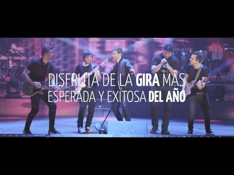 Pablo Alborán - Tour PROMETO (Trailer)