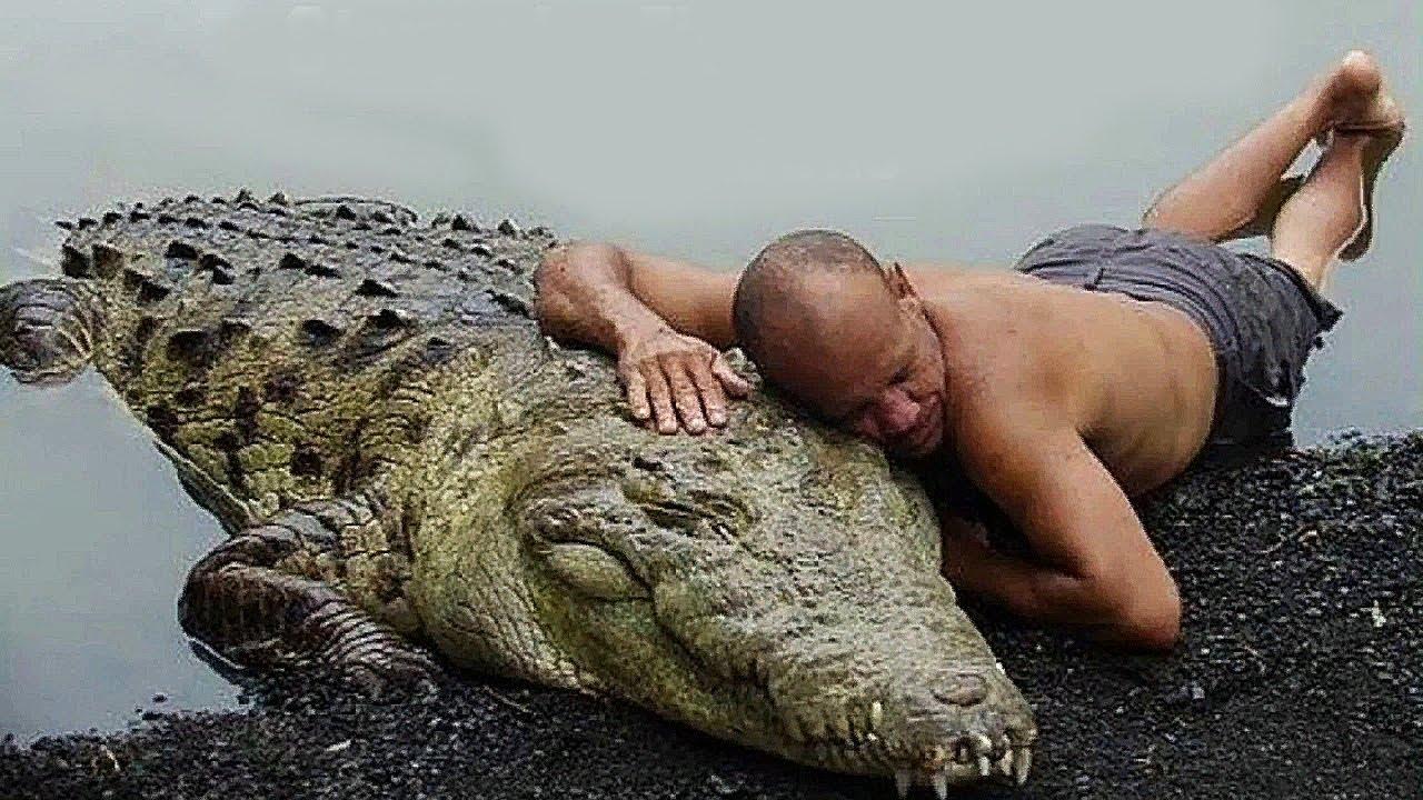 İnsanlar Ve Vahşi Hayvanlar Arasındaki En İyi Arkadaşlıklar