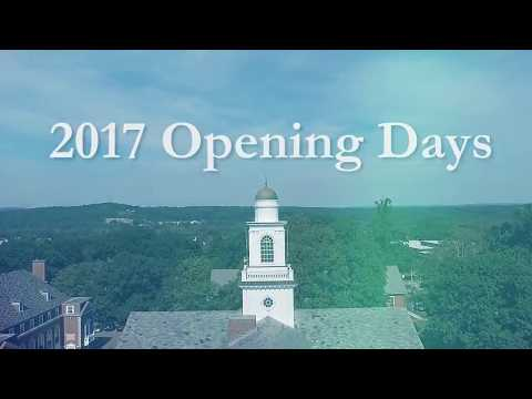 Opening Days 2017