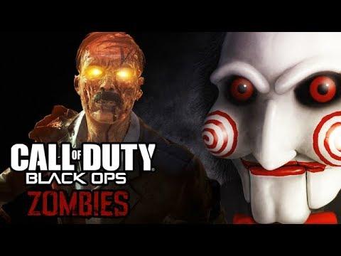 Black Ops 3 Zombie Mode Custom Zombies Deutsch - SAW Zombies