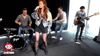 Alexandra Stan - Thanks for leaving & Mr. Saxobeat | LIVE on Radio KissFM