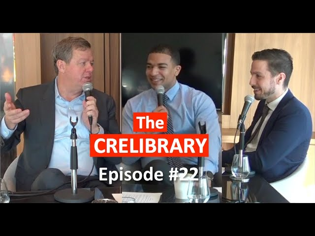 Altus Group CEO Bob Corteau discusses Big Data Capabilities | CRELIBRARY Episode #22
