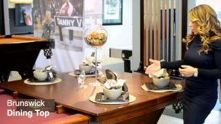 Danny Vegh's Brunswick Dining Top