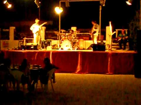 Richard Sinclair in concerto. Villanova 17 Sett 2011
