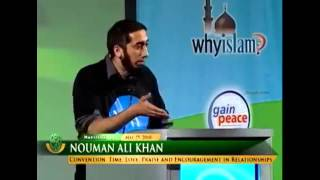 Compilation of funny episodes from lectures by brother Nouman Ali Khan. SMILE its sunnah!