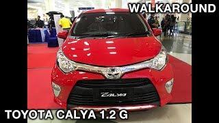 Toyota Calya 1.2 G 2018 - Exterior & Interior Walkaround
