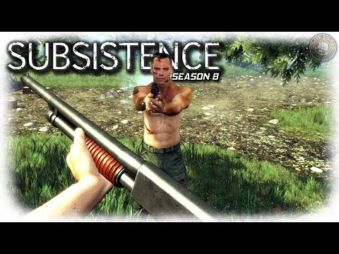 Erecting The Walls | Subsistence Gameplay | EP14