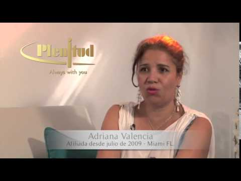 Plenitud Funeral Homes, testimonio Adriana Valencia.
