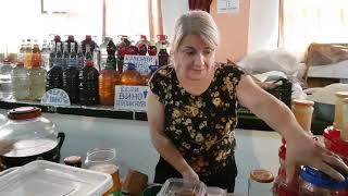 На рынок за покупками домой Батуми Грузия