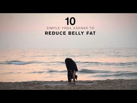 10 Simple Yoga Asanas To Reduce Belly Fat For Beginners