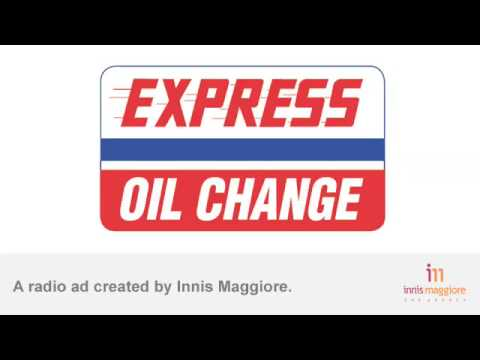 """Radio Ad - Express Oil - """"More Than Oil"""""""