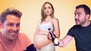 Les phrases à ne pas dire à une femme enceinte ft. Pierre Croce/Benjamin Verrecchia