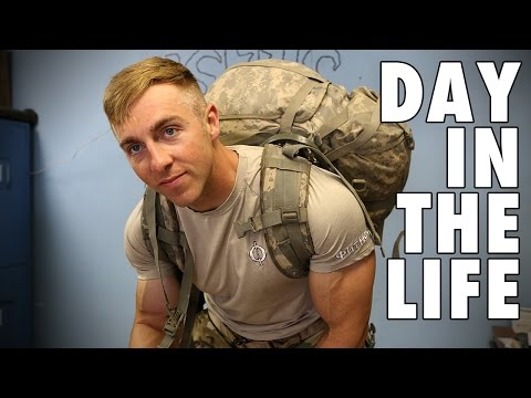 Day In The Life Of An Infantry Platoon Leader