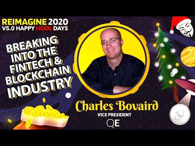 Charles Bovaird - Quantum Economics - Crypto Journalism