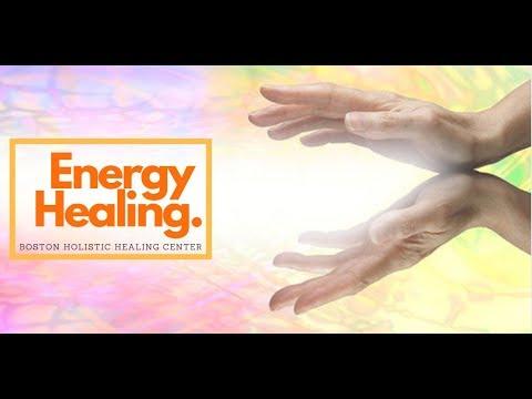 Reiki Healing - Energy Healing - Boston Holistic Healing Center.