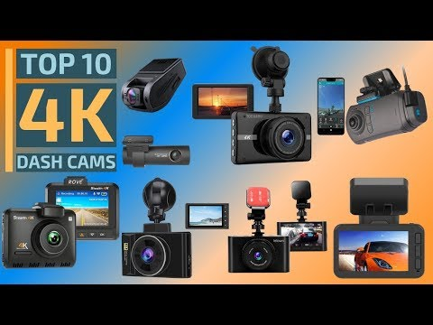 Top 10: Best 4K Dash Cams Of 2019 / Best UHD Dash Camera With Night Vision, GPS, G Sensor, Wifi