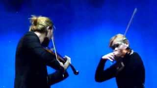 David Garrett & Justine Lamb-Budge - Kempten 16.05.2014