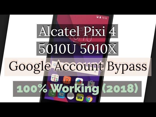 alcatel frp bypass 6 0 1