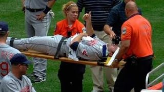 worst baseball injuries