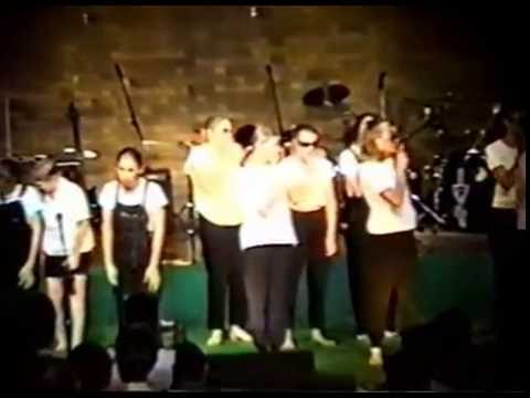 Courallie on Parade 1997