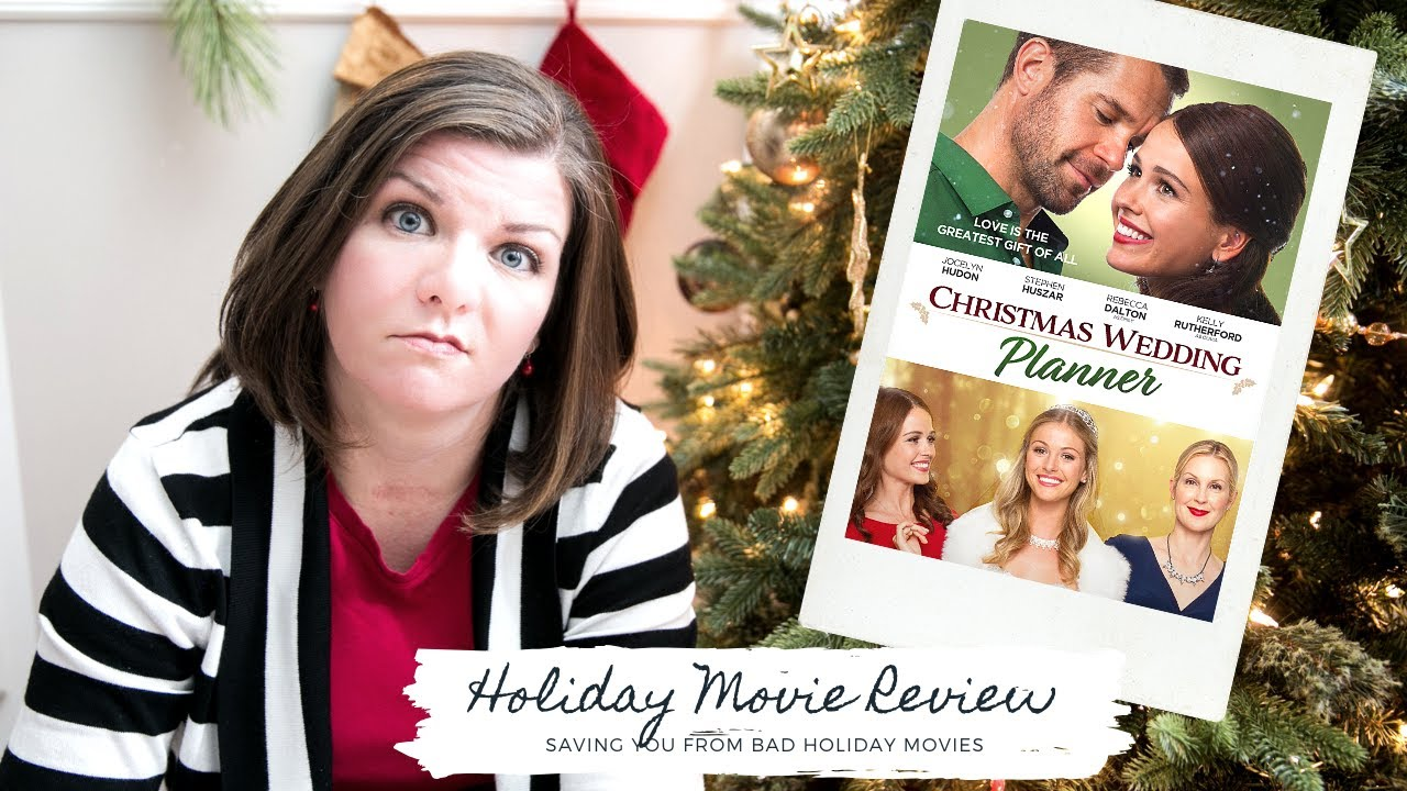 Christmas Wedding Planner Holiday Movie Review Youtube