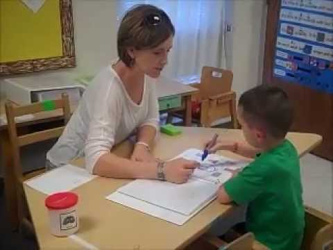 Direct Instruction For Advanced Pre K Students Youtube