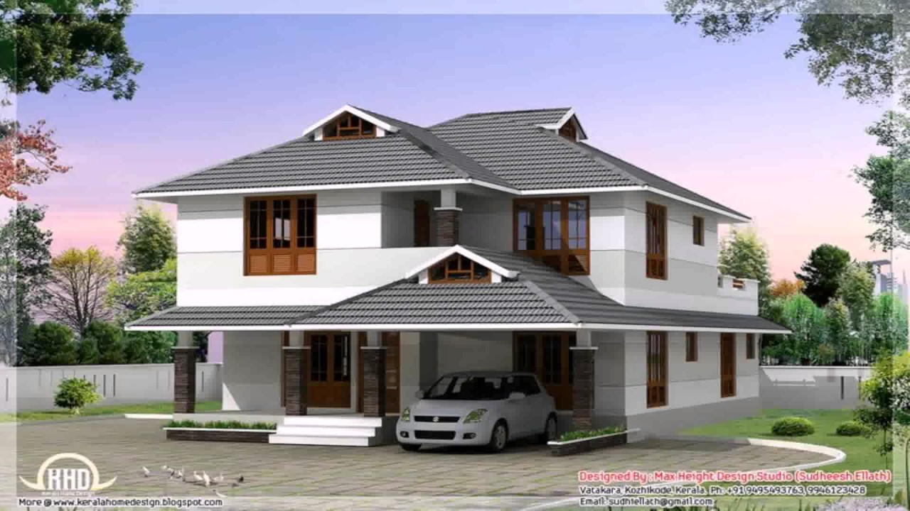 Simple Box Style House Plans Youtube