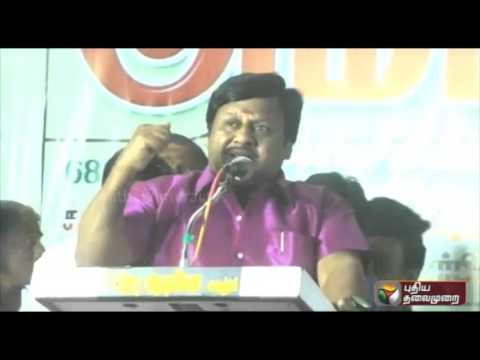 Vakkala Perumakkaley: Actor Ramarajan Attack On Vijayakanth Is King Or Kingmaker Statement