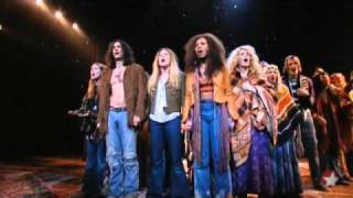 "Show Clip - Hair - ""Let the Sunshine In"""