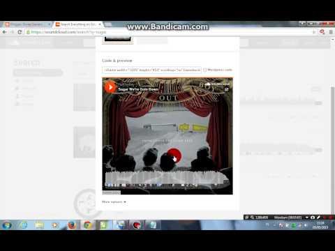 Cara memasang musik yang berputar otomatis di blog.