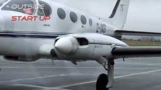 Cessna 340A II - Full Flight, Outside, Start Up, Cabin, Cockpit, ATC, Landing, Take Off