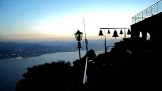 Вечерняя служба в монастыре Св.Потапия (Лутраки)(Вечерняя служба в монастыре Св.Потапия (Лутраки, Коринфия). Высота над уровнем моря 700 метров. Вид на Коринфс..., 2010-11-09T20:16:13.000Z)
