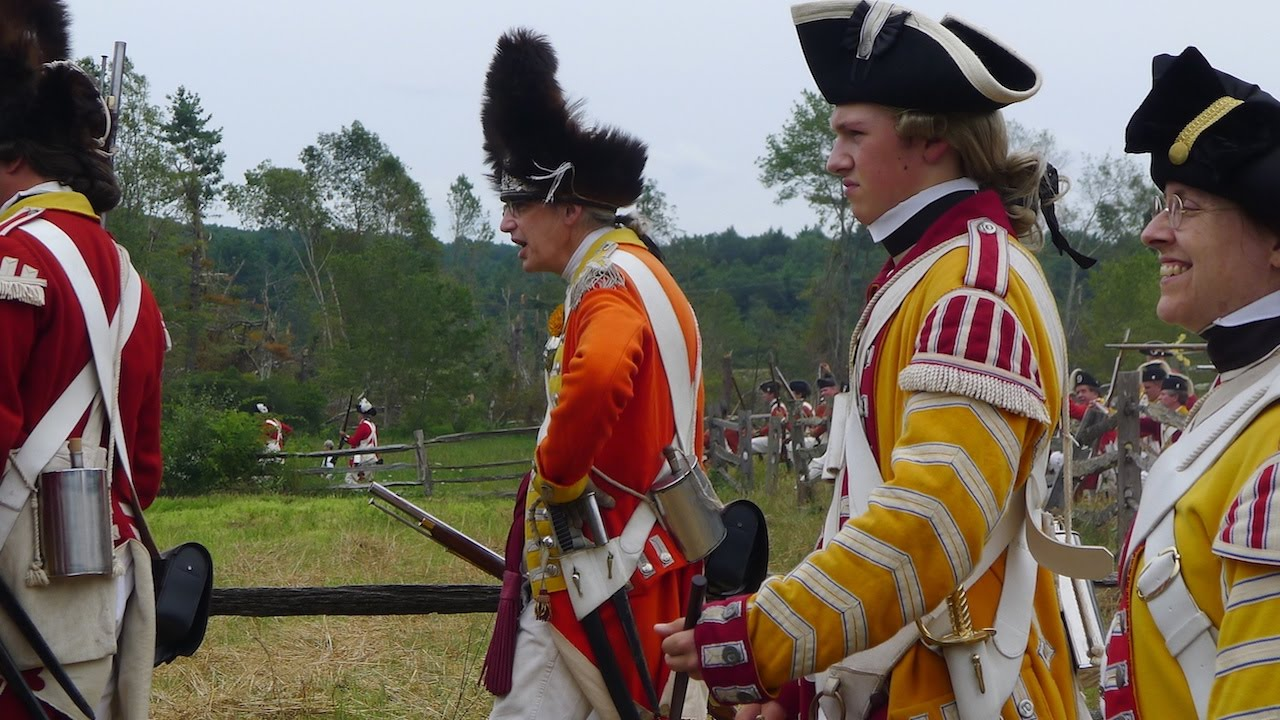 Redcoats and Rebels at Old Sturbridge Village, New England's largest  Revolutionary War reenactment