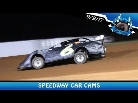 #6 Brandon Higgins - Sportsman - 9-9-17 Fort Payne Motor Speedway - In Car Camera