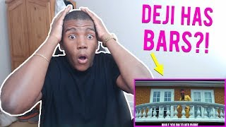 Deji - Sidemen Diss Track (Official Music Video) - Reaction! (HE HAS BARS!) ComedyShortsGamer
